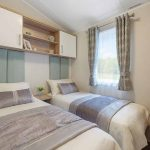 Willerby Granada guest bedroom