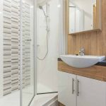 Willerby Granada bathroom