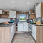 Willerby Granada kitchen