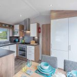 Willerby Granada dining area